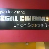 4/27/2013 tarihinde Wilber V.ziyaretçi tarafından Regal Cinemas Union Square 14'de çekilen fotoğraf