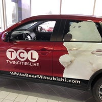 White Bear Mitsubishi >> White Bear Mitsubishi Auto Dealership