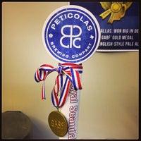 Das Foto wurde bei Peticolas Brewing Company von Valerie G. am 2/7/2013 aufgenommen