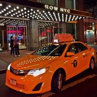 9/25/2014 tarihinde David ⚡.ziyaretçi tarafından Row NYC'de çekilen fotoğraf