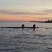 Foto diambil di пляжик oleh Марго К. pada 6/15/2013