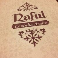 Foto tirada no(a) Raful por Isa C. em 2/18/2013
