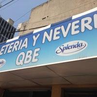 Foto tirada no(a) Helados QBE por Cristina A. em 5/6/2013