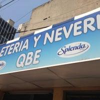 Foto tirada no(a) Helados QBE por Cristina A. em 5/5/2013