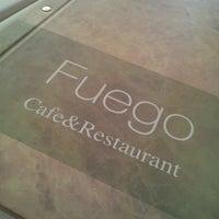 2/20/2013 tarihinde Nils P.ziyaretçi tarafından Fuego Cafe & Restaurant'de çekilen fotoğraf