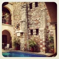 8/25/2013 tarihinde Claudia A.ziyaretçi tarafından Hotel Casantica'de çekilen fotoğraf