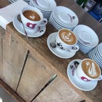 9/21/2018에 Jenny F.님이 Kaffeewerk Espressionist에서 찍은 사진