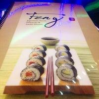 10/24/2014 tarihinde Seth C.ziyaretçi tarafından Feng Japanese Steak, Hibachi & Sushi House'de çekilen fotoğraf