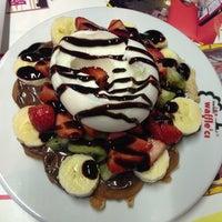 4/1/2013 tarihinde Aydan Ö.ziyaretçi tarafından Waffle'cı Akın'de çekilen fotoğraf