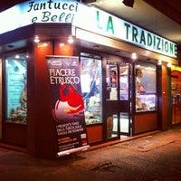 Foto scattata a Tradizione di Belli e Fantucci da Tamia Evoo il 11/25/2013
