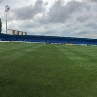Foto tirada no(a) Štadión FK Senica por Vonckx G. em 7/17/2016