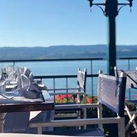 Photo prise au Hôtel-Restaurant du Port Yvoire par N le8/26/2018