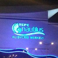 Снимок сделан в Tepe Nautilus пользователем Serdar Ç. 7/14/2013