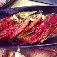 Foto tomada en Triciclo Restaurante y Barra por Marta F. el 5/29/2014