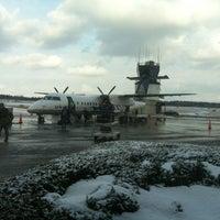 Снимок сделан в Ithaca Tompkins Regional Airport (ITH) пользователем Power R. 2/24/2013
