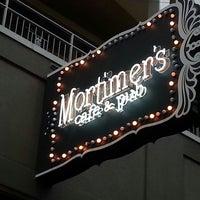 Foto diambil di Mortimer's Cafe & Pub oleh Jeff F. pada 8/23/2013