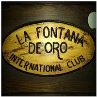 รูปภาพถ่ายที่ La Fontana de Oro โดย La Fontana de Oro เมื่อ 3/22/2013