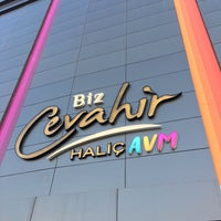 12/6/2018 tarihinde Çağla Nur S.ziyaretçi tarafından Biz Cevahir Haliç AVM'de çekilen fotoğraf