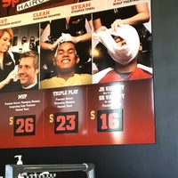 8476a841c83 ... Photo taken at Sport Clips Haircuts of Issaquah by Chris H. on 4/3 ...