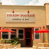 Снимок сделан в Yellow Dog Eats пользователем Yellow Dog Eats 4/16/2020