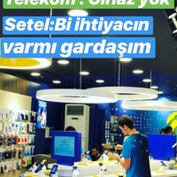 Foto scattata a SETEL BANDIRMA TURKCELL İLETİŞİM MERKEZİ da Sefa O. il 7/31/2018