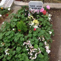 10/26/2016 tarihinde Muratziyaretçi tarafından Bakırköy Mezarlığı'de çekilen fotoğraf