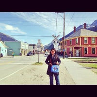 Photo taken at Downtown Historic Skagway by Vilma R. S. on 5/18/2014