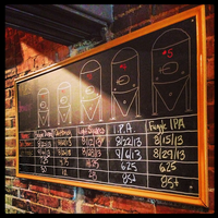Photo taken at Square One Brewery & Distillery by Square One Brewery & Distillery on 3/27/2014
