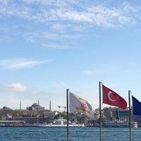 รูปภาพถ่ายที่ Mare Karaköy โดย Secil C. เมื่อ 4/20/2013