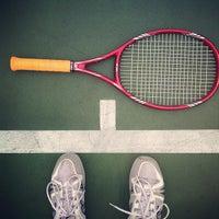 6/23/2013 tarihinde Joey P.ziyaretçi tarafından Alice Marble Tennis Courts'de çekilen fotoğraf