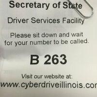 drivers license bureau peoria illinois