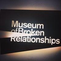 7/11/2013 tarihinde Mayra J.ziyaretçi tarafından Muzej prekinutih veza | Museum of Broken Relationships'de çekilen fotoğraf