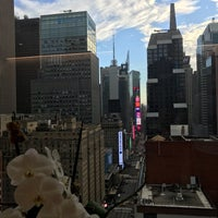 Photo Taken At Convene 810 Seventh Avenue By Cristina M On 9 26