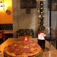 10/3/2018 tarihinde Mehmet A.ziyaretçi tarafından Zucca Pizza'de çekilen fotoğraf