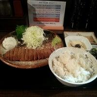 7/4/2013 tarihinde Masami W.ziyaretçi tarafından Gyukatsu Motomura'de çekilen fotoğraf