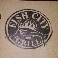 Das Foto wurde bei Fish City Grill von Robert S. am 2/8/2014 aufgenommen