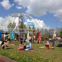 Снимок сделан в Западный парк пользователем Anatoliy S. 5/5/2013