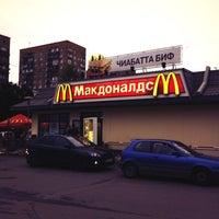 Снимок сделан в McDonald's пользователем Юлия 8/25/2013