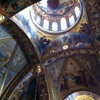 Снимок сделан в Успенское подворье монастыря Оптина пустынь пользователем Артем Р. 3/21/2013