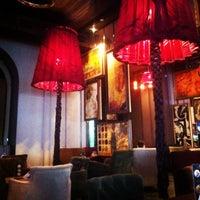 Снимок сделан в GLORY CAFE пользователем Kseniya G. 5/12/2013