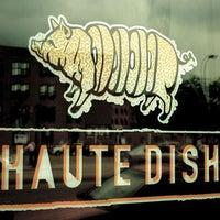 รูปภาพถ่ายที่ HauteDish โดย City Pages เมื่อ 9/13/2013