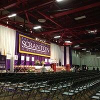 Foto tomada en The University Of Scranton por Manny M. el 5/25/2013