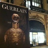 Photo prise au Guerlain par Renaud F. le2/22/2013