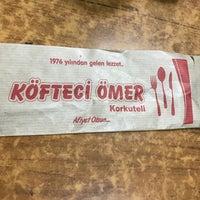 7/7/2018 tarihinde H. YILMAZ ✔️✔️ziyaretçi tarafından Köfteci Ömer'de çekilen fotoğraf