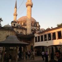 Photo taken at Eyüp Sultan by Goncagül Y. on 7/25/2013