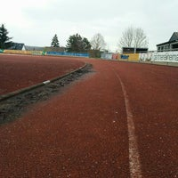 Foto tomada en TSG Giengen 1861 e. V. Stadion por Stefan B. el 2/19/2016