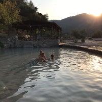 8/30/2017에 Nurcan님이 aqua mia çamur banyosu ve termal havuz에서 찍은 사진