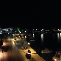 Das Foto wurde bei Strada Marina Hotel von Giorgos K. am 10/18/2013 aufgenommen