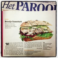 Das Foto wurde bei Cafe Restaurant Piet de Gruyter von Allard am 6/22/2013 aufgenommen