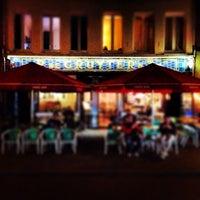 Das Foto wurde bei Cafe Restaurant Piet de Gruyter von Allard am 4/18/2013 aufgenommen
